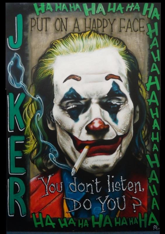 Joaquin Phoenix, Joker by marcart